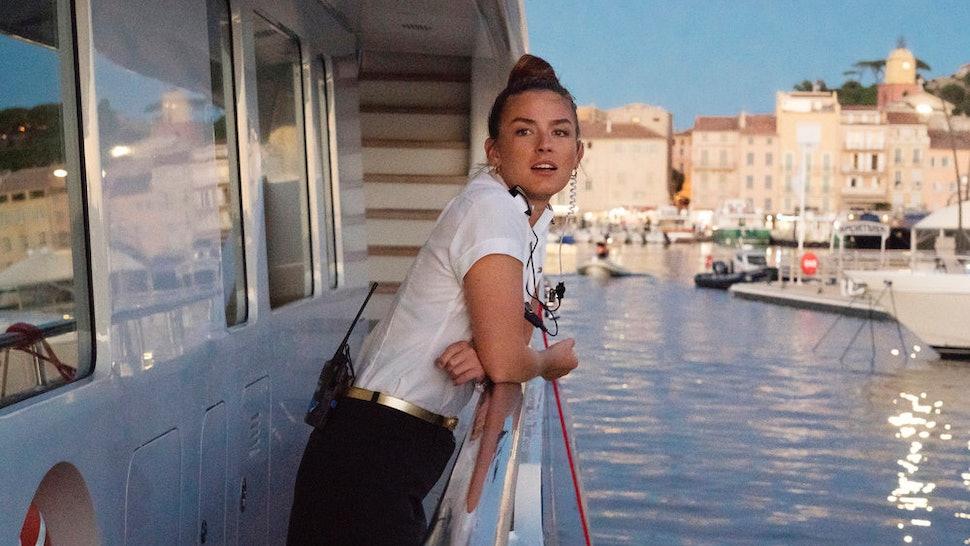 Aesha From 'Below Deck Mediterranean' Is No Stranger To Yacht Life