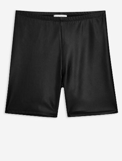 PU Cycling Shorts