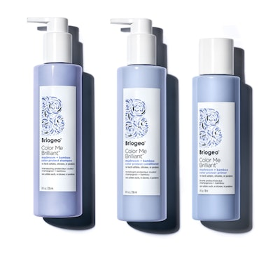 Briogeo Color Me Brilliant Mushroom & Bamboo Range