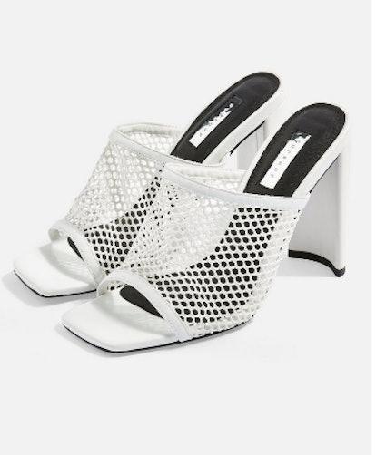 RYDER Mesh Mule Sandals