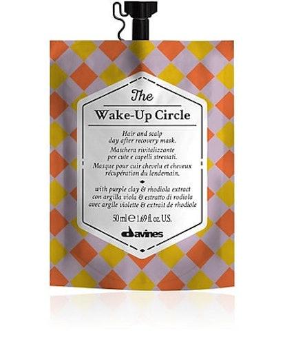 The Wake-Up Circle Hair Mask
