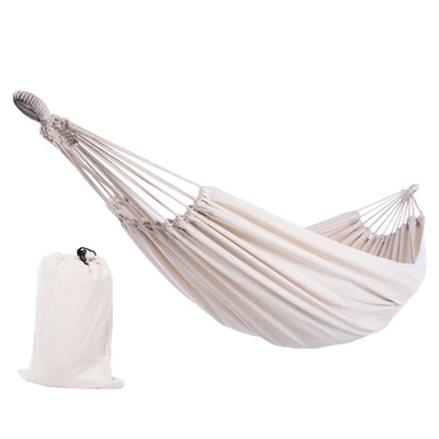 SUNCREAT 12ft Double Brazilian Wide Hammock