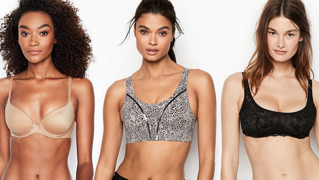 45f3de636952 When Does The 2019 Victoria's Secret Semi-Annual Sale End? It's Time To  Upgrade Your Bras