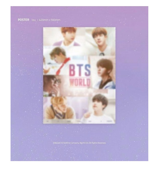 Here's How To Pre-Order The BTS World Soundtrack Because The Songs