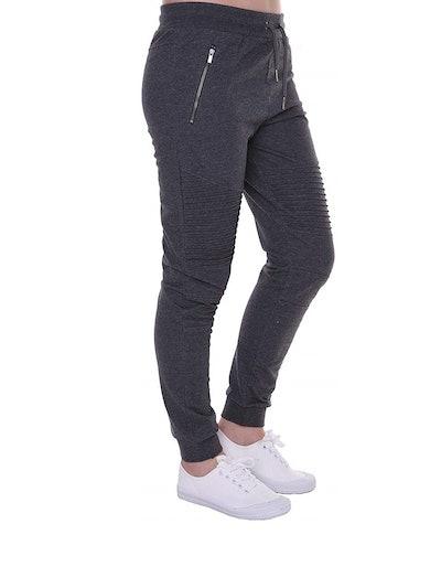 FORBIDEFENSE Cotton Terry Sweatpants
