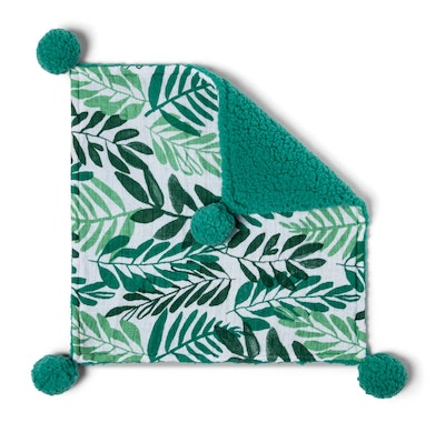 Security Blanket Cloud Island™ - Green/White