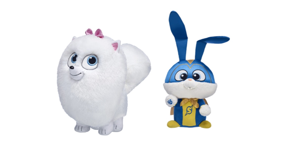 'The Secret Life Of Pets 2' Build-A-Bear Collection Is Here & Just Take My Money