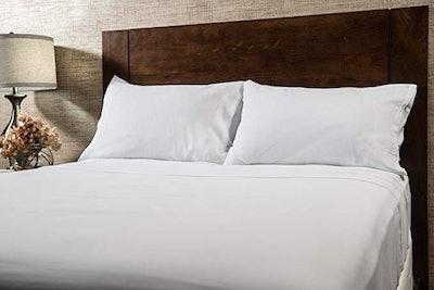 Len Linium European Made Pure Linen Sheets Set