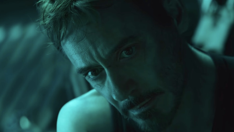 Convinced Tony Starks Daughter — BCMA
