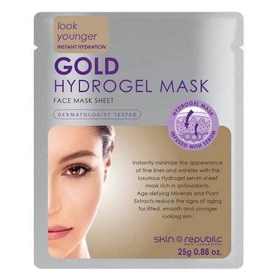 Skin Republic Gold Hydrogel Face Mask