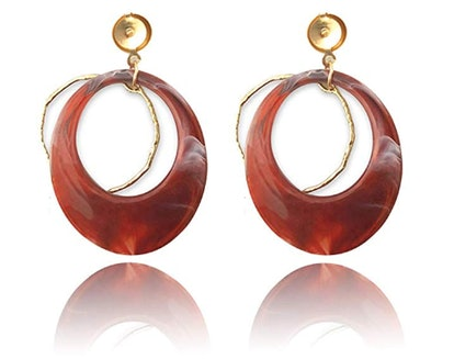 SIYWINA Statement Earrings
