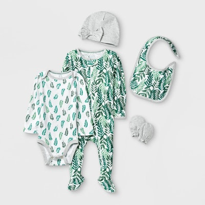 Baby Girls' 5pc Layette Sets - Cloud Island™