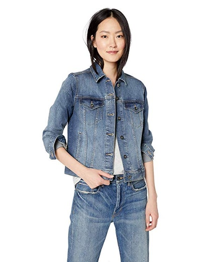 Daily Ritual Women's Denim Jacket
