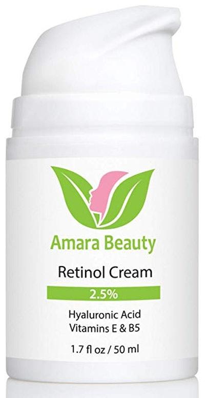 Amara Beauty Retinol Cream