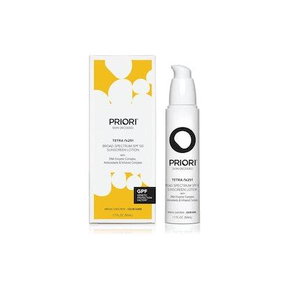 Tetra fx251 - Tinted Sunscreen SPF 50