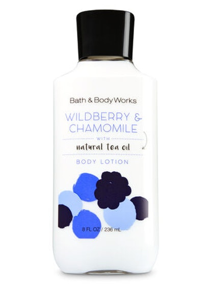 WILDBERRY & CHAMOMILE Body Lotion