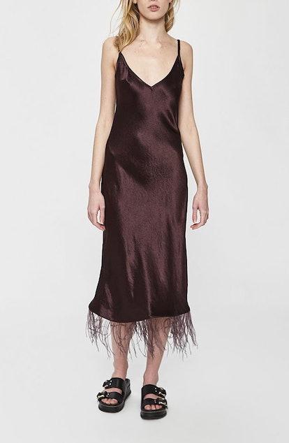 Barbarella Feathers Dress