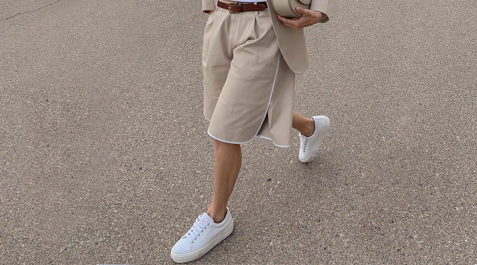 best platform white sneakers