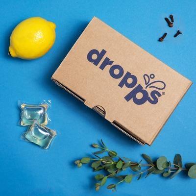 Dropps Sensitive Skin Fresh Scent Laundry Detergent Pods