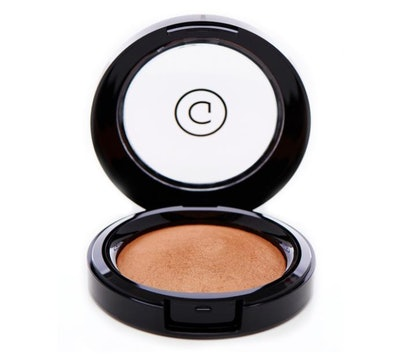 Golden Glow Baked Bronzing Powder