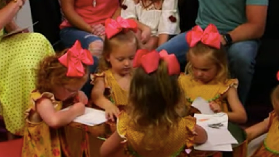 What Happened To Ava Busby? The 3-Year-Old 'OutDaughtered