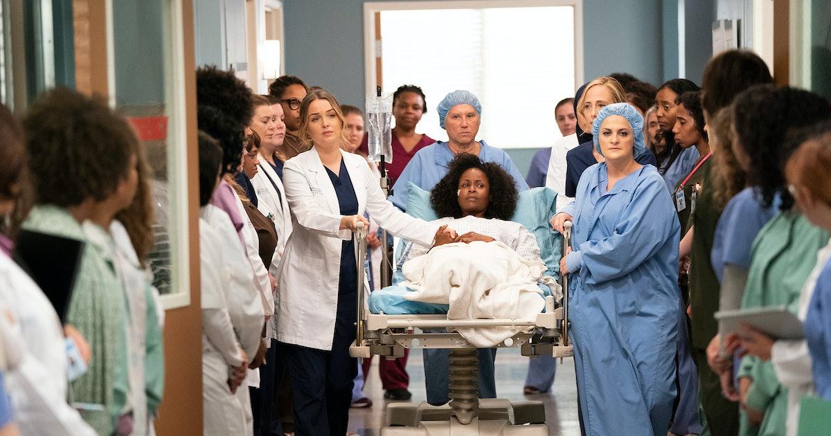 Bs GreyS Anatomy 2