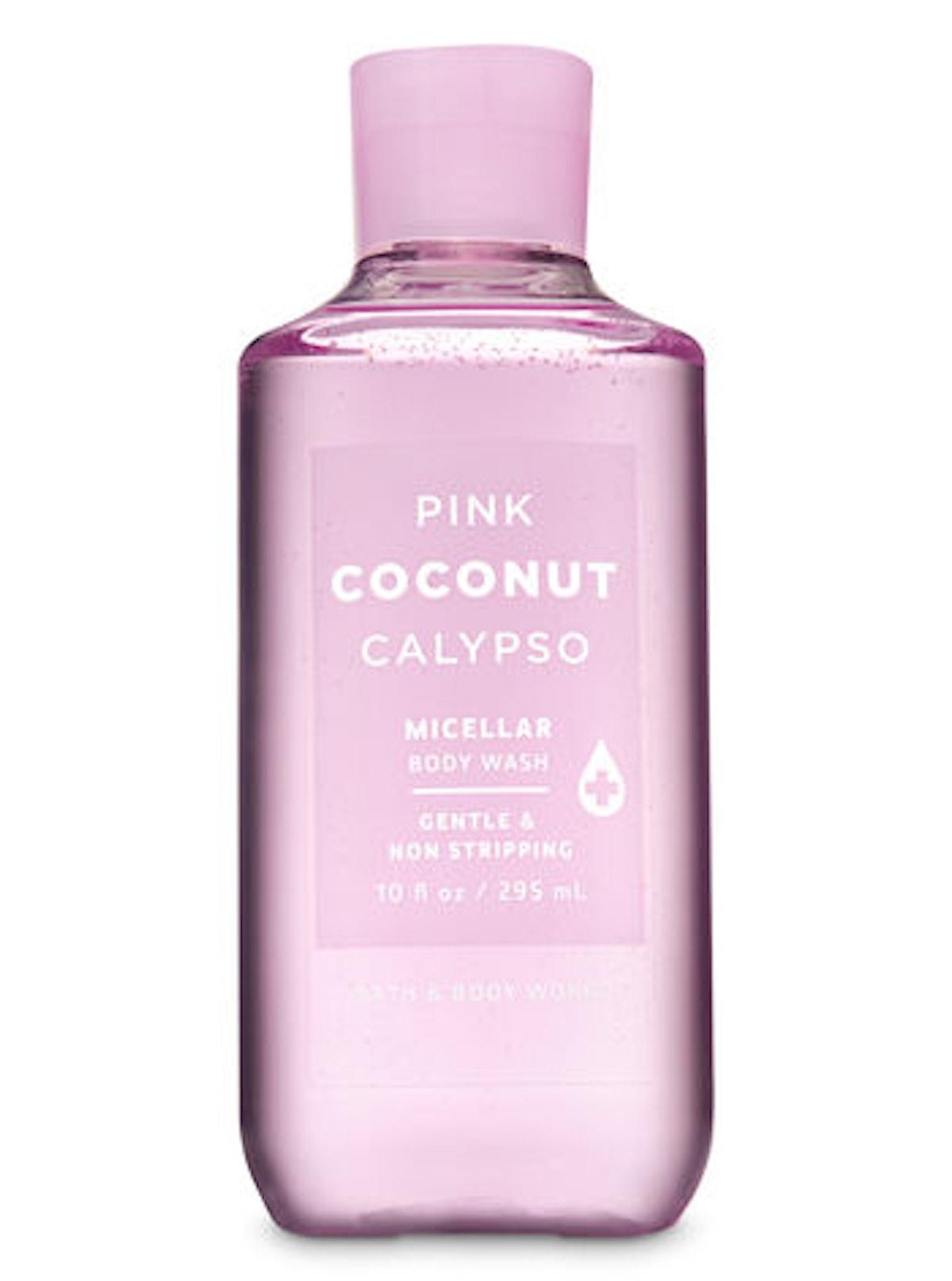 PINK COCONUT CALYPSO Micellar Body Wash