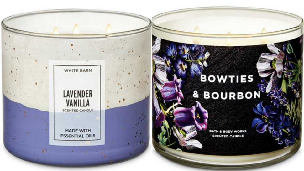 Bath Body Works Candles Are Part Of The Semi Annual Sale You Ll