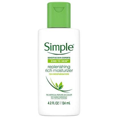 Simple Kind To Skin Replenishing Rich Moisturizer