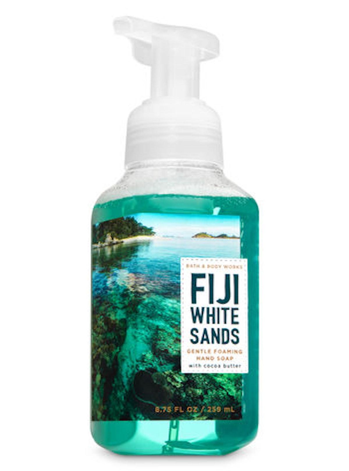 FIJI WHITE SANDS Gentle Foaming Hand Soap