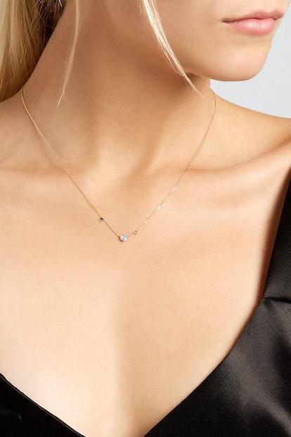 Three Step Necklace
