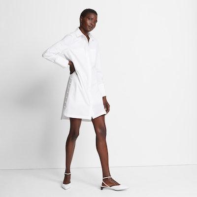 Strawberta Button Dress