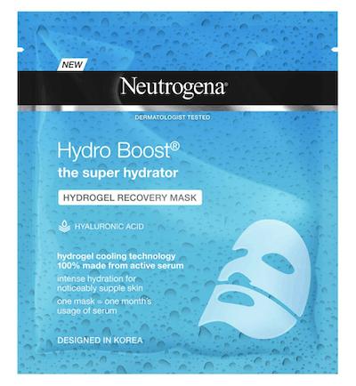 Neutrogena Hydro Boost Hydrating Hydrogel 30ml mask