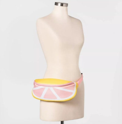 Fanny Pack Cooler Grapefruit - Sun Squad™