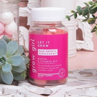 Biotin & Vitamin B Hair Growth Supplement