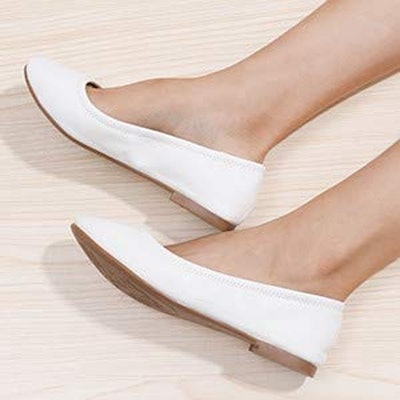 DREAM PAIRS Women's Sole Happy Ballerina Walking Flats Shoes