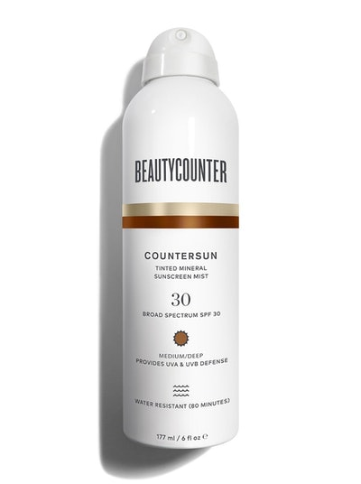 Countersun Tinted Mineral Sunscreen Mist SPF 30