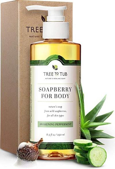 Tree To Tub Soapberry