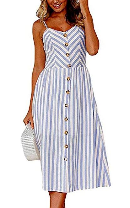 Angashion Dress