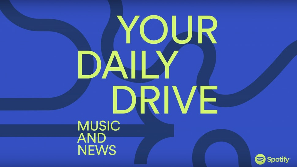What's On Spotify Daily Drive? Here's How To Access & Use The New