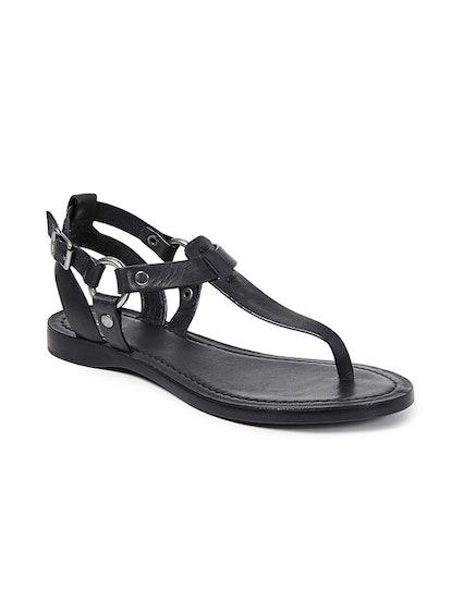 Rachel Ring T Strap Sandals
