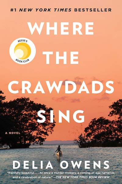'Where The Crawdads Sing' by Delia Owens