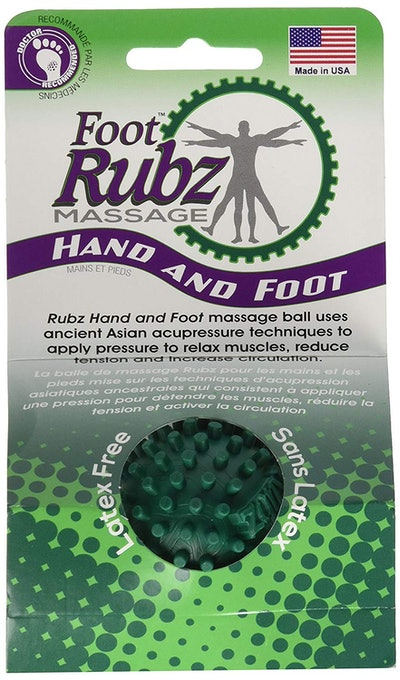Due North Foot Rubz Foot Hand & Back Massage Ball