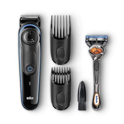 Braun BT3040 Men's Beard Trimmer/Hair Clipper