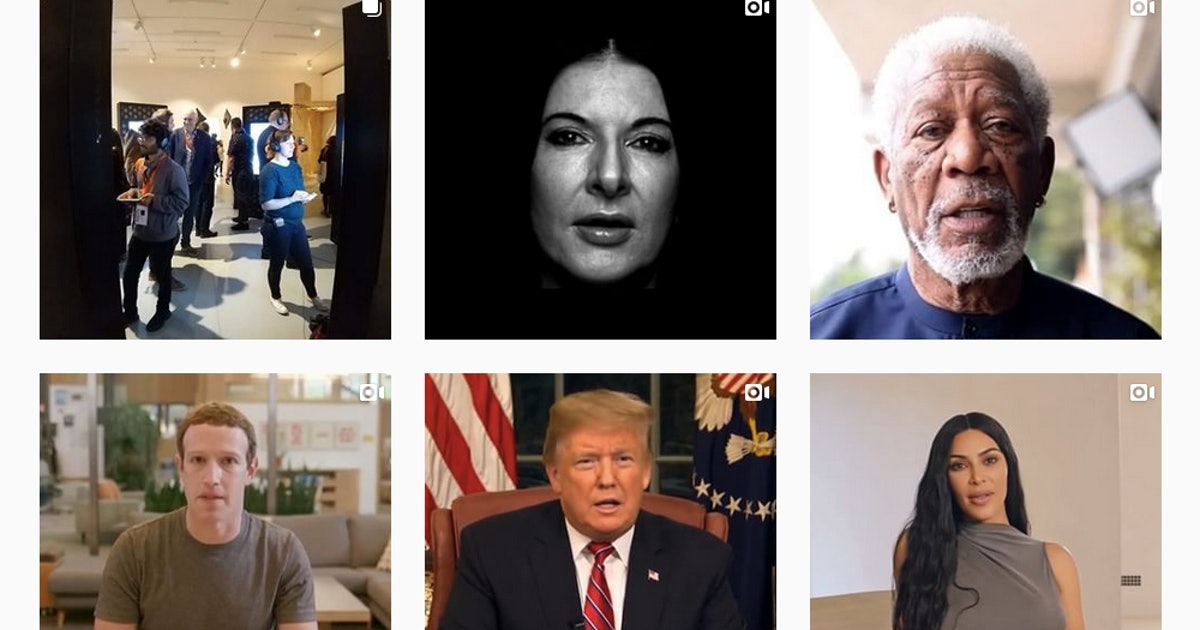 Deepfake videos on Facebook and Instagram will stay up for now — but is that the right call?