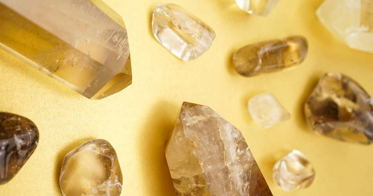 4 Crystals For The 2019 Summer Solstice To Help You Ring In The New Season With Good Energy