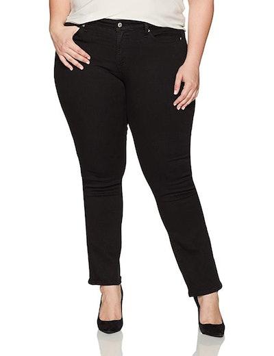 Levi's Women's Plus-Size 414 Classic Straight Jean