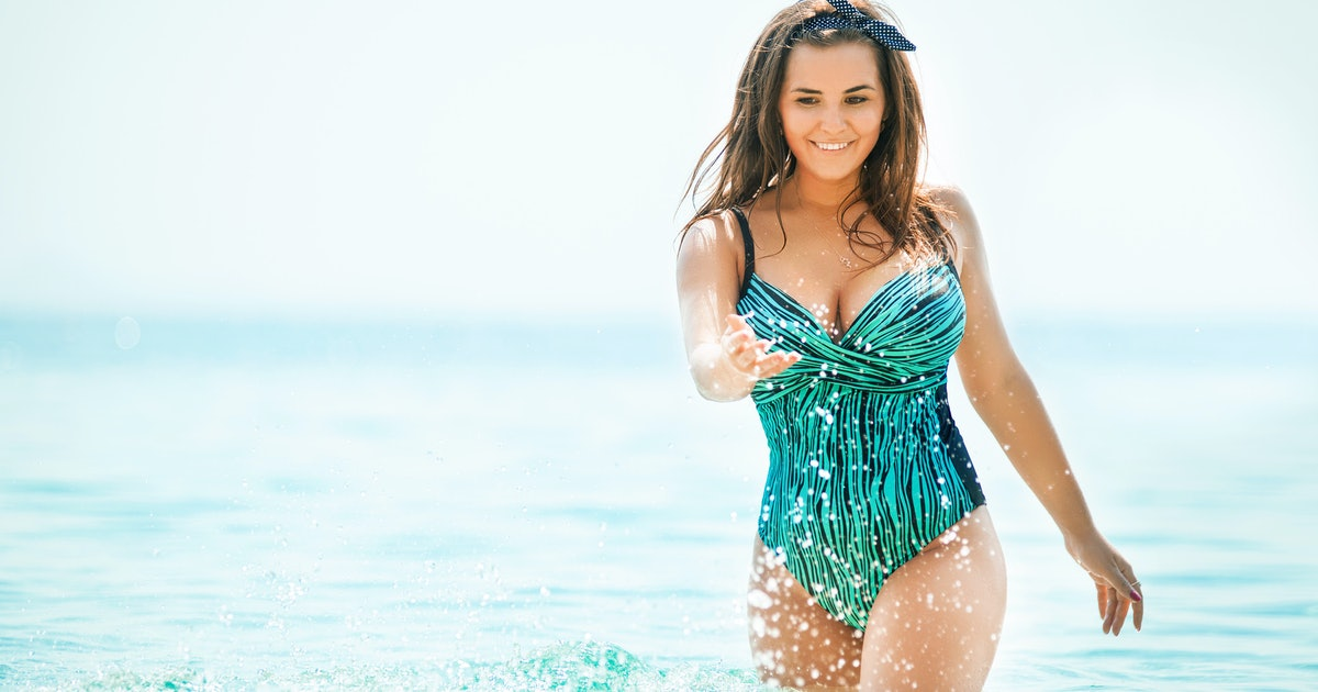 The 8 Best Swimsuits For Big Busts
