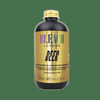 Bleach London Beer Follicle Fortifying Vitamin Shampoo