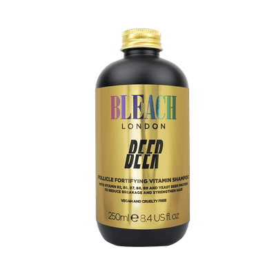 Bleach London Beer Follicle Fortifying Vitamin Shampoo